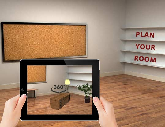 AUGMENTED REALITY RETAIL APPS